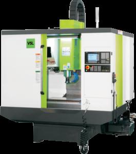 CENTRO DE USINAGEM VERTICAL CLARK CNC V5L